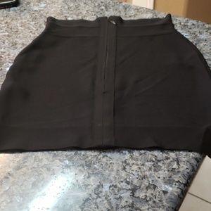 Beautiful bandage skirt